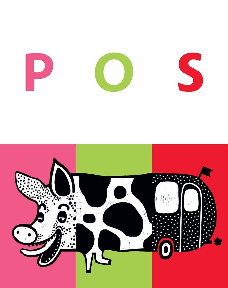polska ilustracja dla dzieci: Nowość - Let's Go Monsters