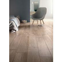 Carrelage imitation bois sol grès cérame Les Exclusifs Golden caramel 20x120 cm - LES EXCLUSIFS - null - Distributeur de matériaux de construction - Point.P