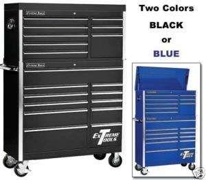 New Craftsman 6 Drawer Premium Heavy Duty Side Cabinet Black
