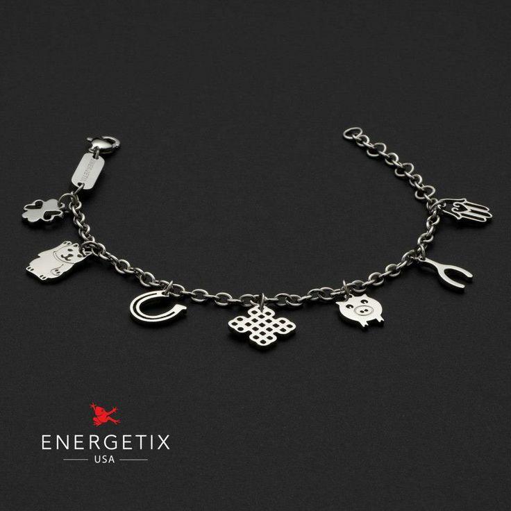 """Colección """"Lucky"""" del nuevo catalogo primaveral de la joyería magnética de gama internacional ENERGETIX."""
