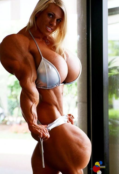 Really hot bodybuilder ladies nude — img 14