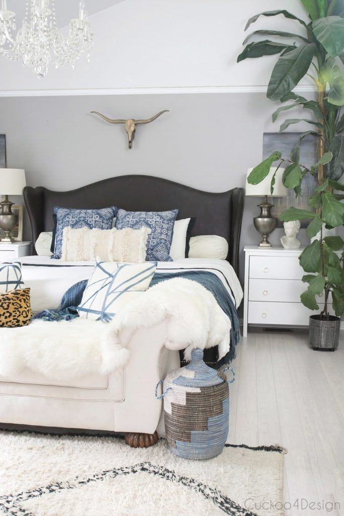 Tips for Decorating your Bedroom on a Budget | Romantic ...