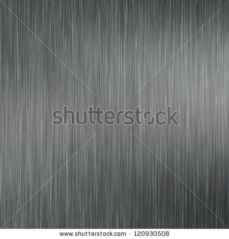 Illustration of Closeup Texture of Metal Plate