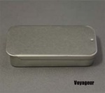 0.5oz Metal Slide Top Tins