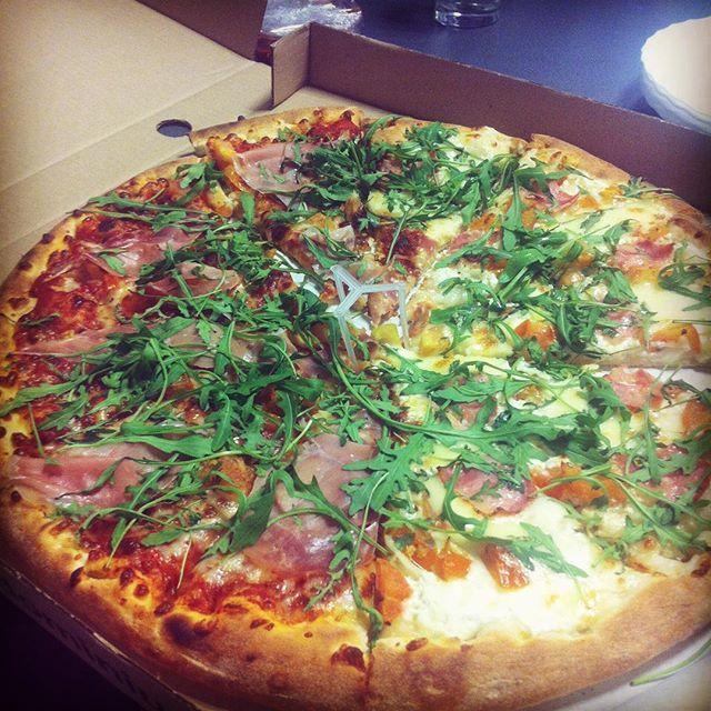 #pizza #rucola #dominium #instagram #italy #restaurant