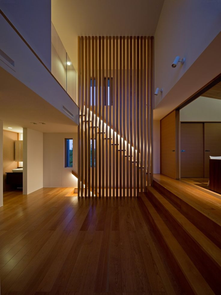 escalier avec rampe claustra!!