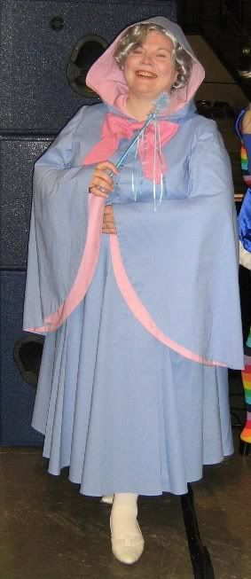 Fairy Godmother Costumes for Women | Costumes from a Shoebox: huge Disney cosplay group at Sydney Supanova
