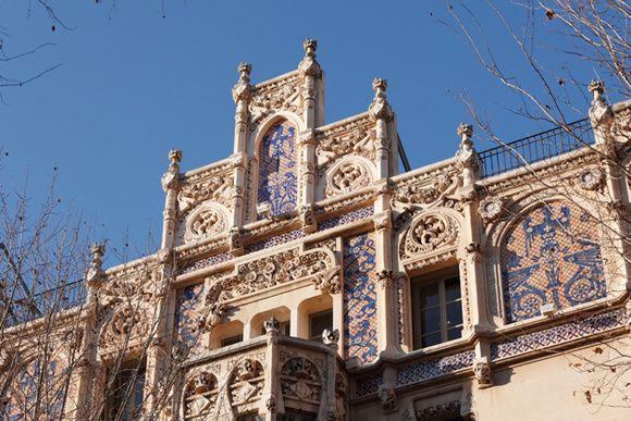 El edificio del 《Gran Hotel》, Palma de Mallorca