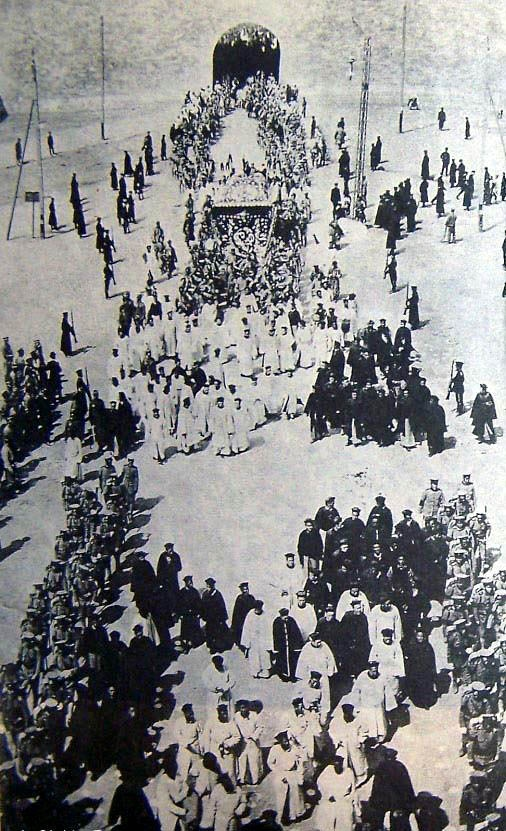 The state funerals of the Empress Dowager Cixi 慈禧太后 and Emperor Guangxu ./tcc/