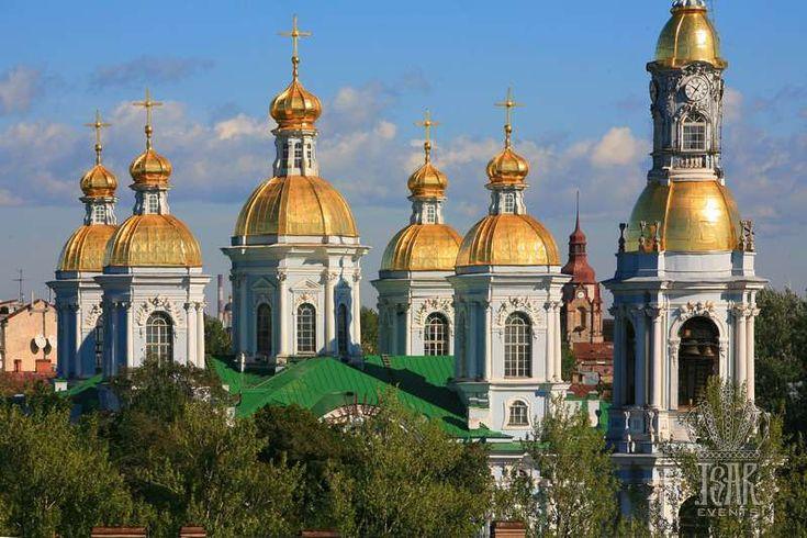 St. Nickolas Cathedral, St. Petersburg