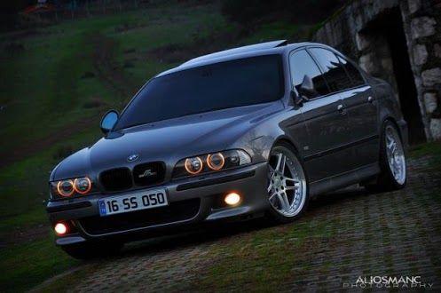 BMW 5 Series E39 (1995–2004)
