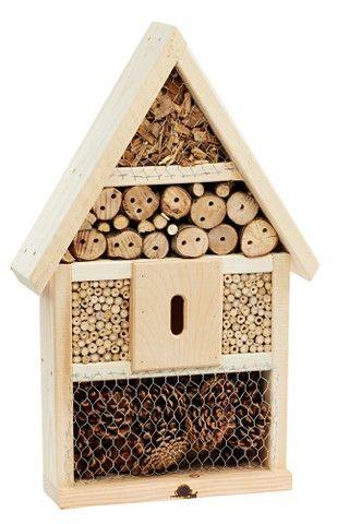 Insektenhotel  von Neudorff H 55 x B 35 x T 9 cm