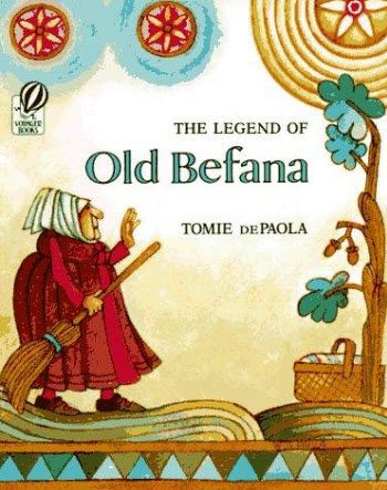 La Befana An Italian Christmas Legend. I LOVE la befana!!!