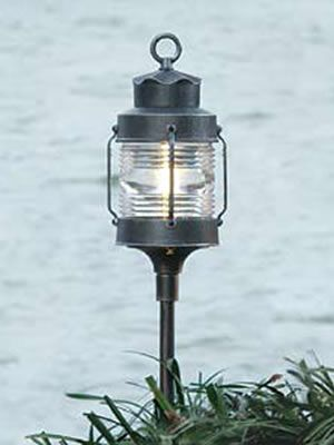 Beach & Nautical Style Landscape Lighting - Low Voltage and Line Voltage - Brand Lighting Discount Lighting - Call Brand Lighting Sales 800-585-1285 to ask for your best price!