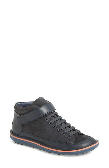 Free shipping and returns on Camper 'Beetle' Sneaker (Women) at Nordstrom.com. Sporty style and no-nonsense design update a casually cool sneaker complete with a custom-fit elastic lacing system and a comfort-minded XL Extralight® sole.
