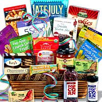 Best 25 gluten free gift baskets ideas on pinterest cupcake gluten free gift basket classic negle Gallery