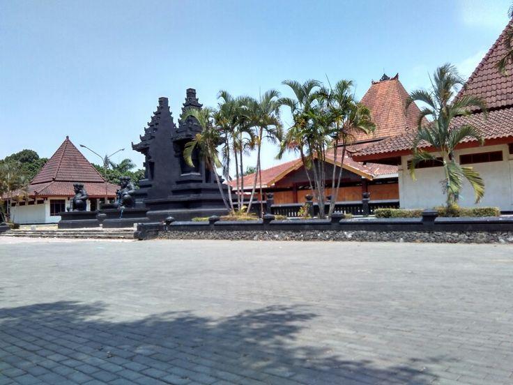 Gate of Sasana Krida Malang