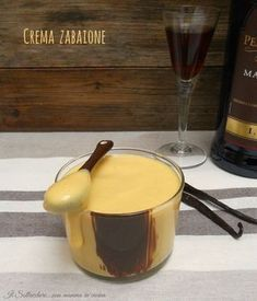 Crema zabaione di Iginio Massari