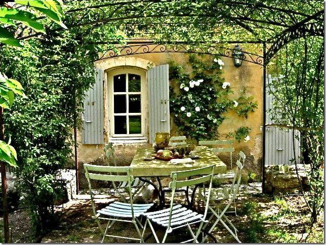 French Garden Room