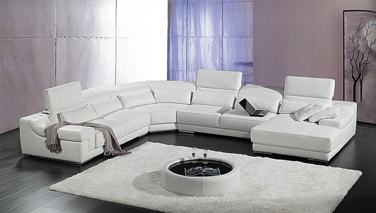 25 best ideas about leather corner sofa on pinterest - Best quality living room furniture ...