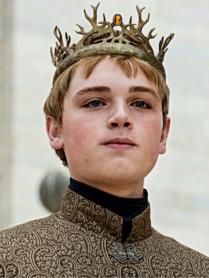 "King Tommen I Baratheon is a major character in the fifth and sixth seasons. He initially appeared as a recurring character in the first, second and fourth seasons. He is portrayed by starring cast member Dean-Charles Chapman, taking over the role (starting in Season 4) from Callum Wharry, who played the character briefly in Seasons 1 and 2, debuting in ""Winter is Coming"". Tommen was the younger brother of King Joffrey and Princess Myrcella. Though legally the son of the late King Robert..."