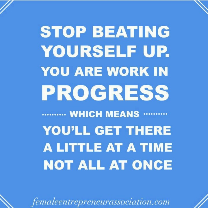 Inspirational Day Quotes: 22 Best Images About Progress Not Perfection On Pinterest
