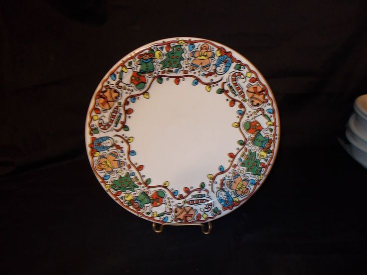 981 Best Fiesta® / Homer Laughlin China: Christmas Images