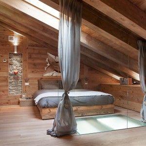 10 best ideas about design camera da letto stile country for Una pianta di casa chalet cornice