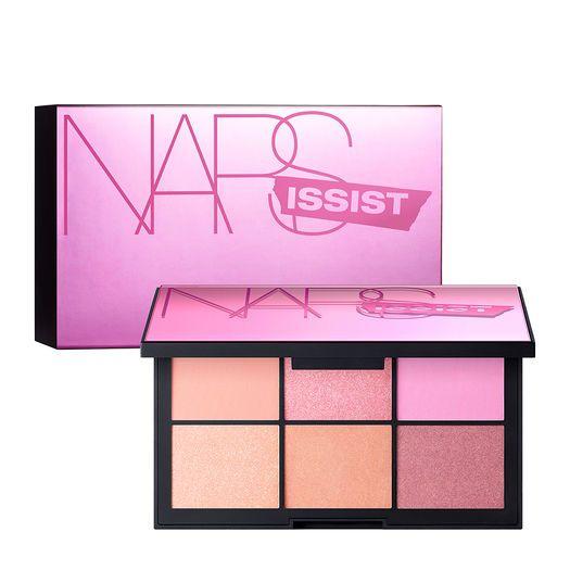 NARSissist Unfiltered II Cheek Palette