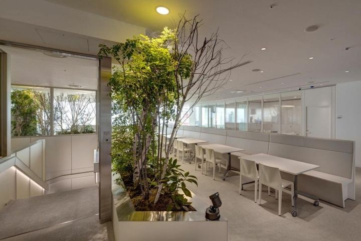 International consulting company office by van der for Design consultancy internship
