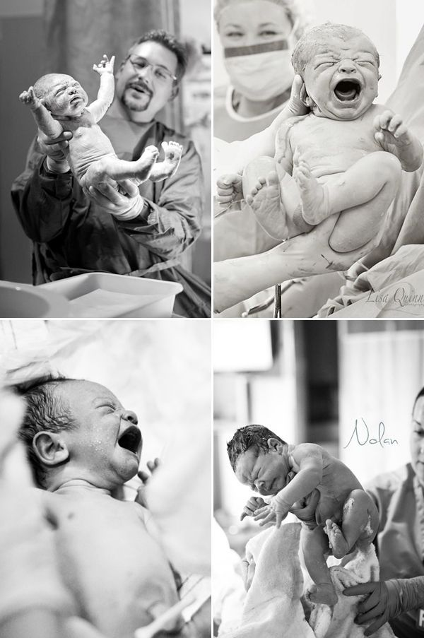 30 Birth Photos That Are Sure To Touch Your Heart! #firstsmileapp First Smile App - A home for recording your child's growth and share the memories privately with family. Download Now: http://www.getfirstsmile.com