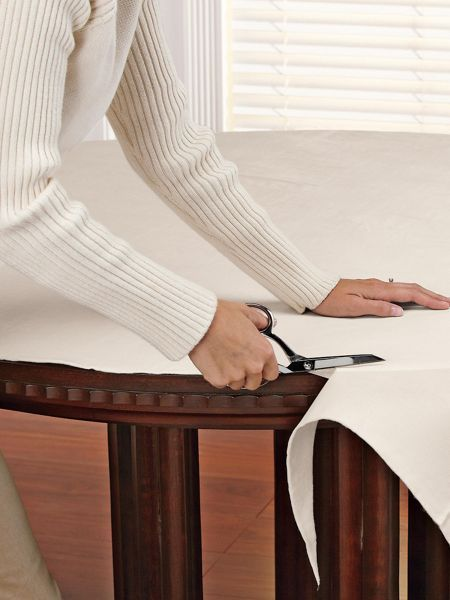 Great Protect The Table During Holiday Meals With The Deluxe Table Pad.Make  Holiday Meals Less
