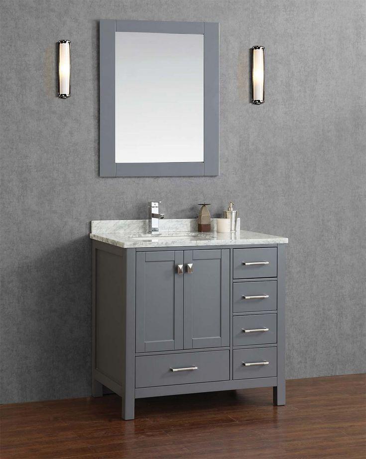 Best 25 bathroom under sink cabinet ideas on pinterest - Menards bathroom vanities 48 inches ...