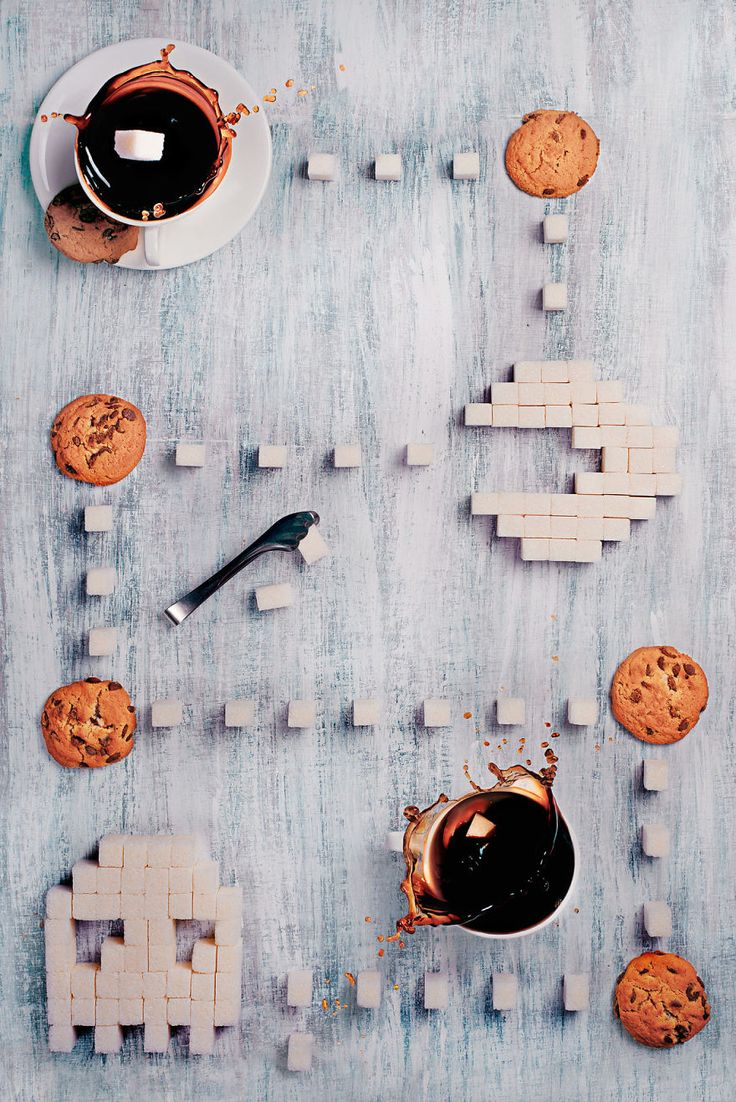 I Photograph Delicious Still-Life Compositions Inspired By Sweets And Coffee | Bored Panda: