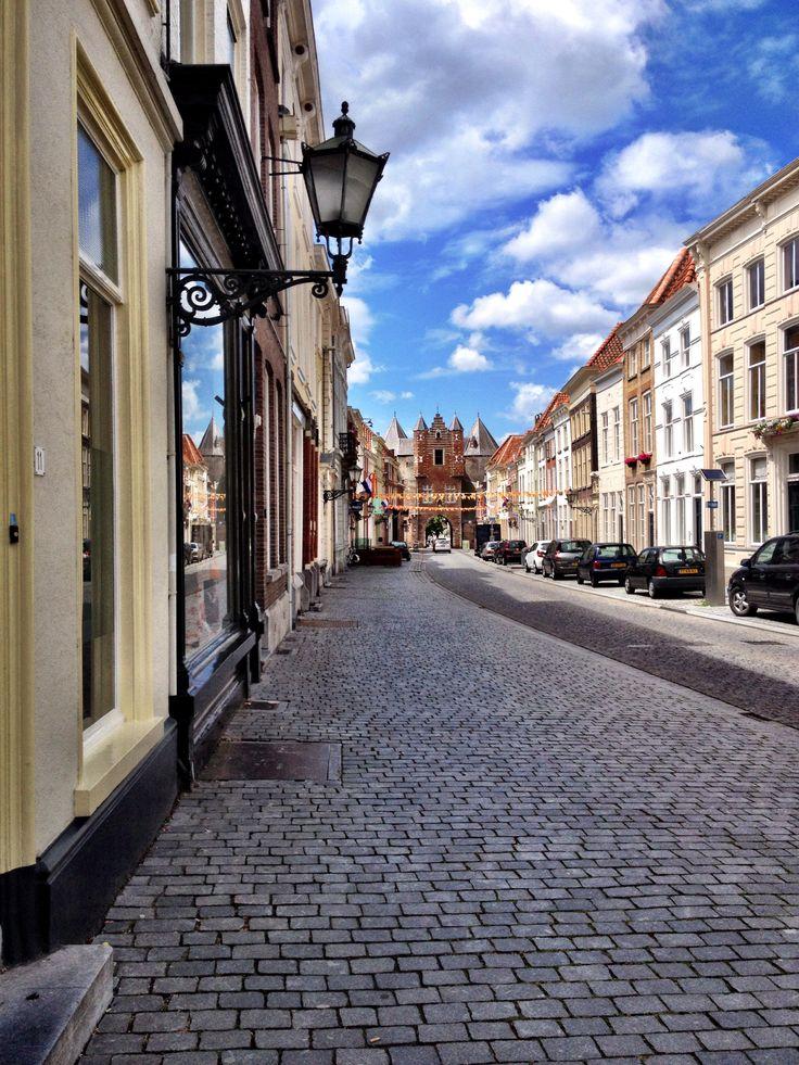 Bergen op Zoom, Noord-Brabant.