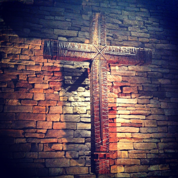 Large Cross I Made For Coastline Church In Carlsbad Ca