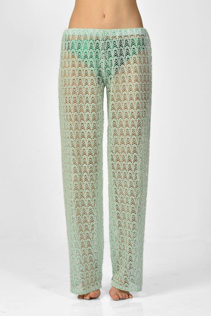 Sanriani Plaj Pantolonları | Plaj Elbiseleri | Moda Fabrik