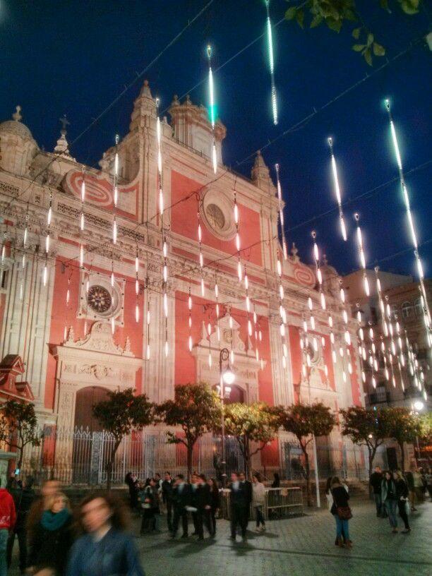 Plaza del Salvador. Sevilla