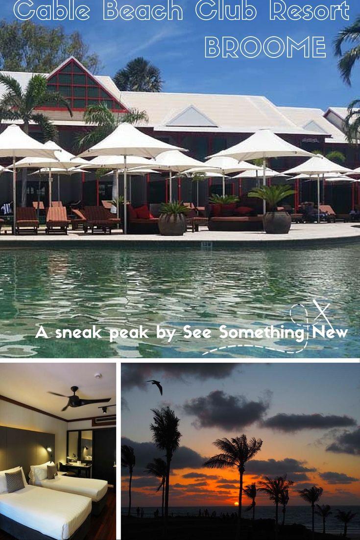 A sneak peak into luxury Cable Beach Club Resort & Spa   Broome