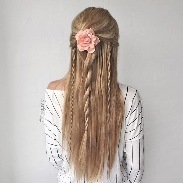 No Photo Description Available Rope Braided Hairstyle Braided Hairstyles Cool Braid Hairstyles