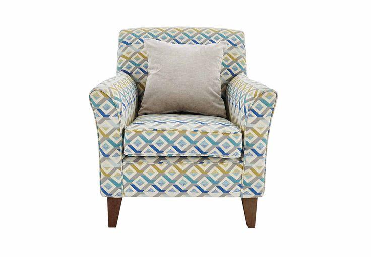 Accent Chair - Copenhagen - Living room furniture, sets & ideas   Furniture Village