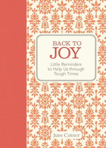 Back to Joy Little Reminders to Help Us Through Tough Times