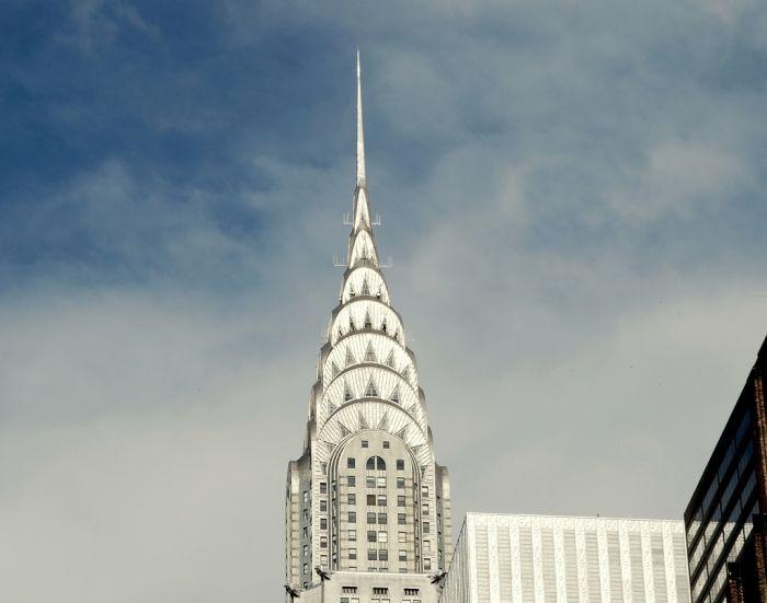 Крайслер-билдинг (Chrysler Building)