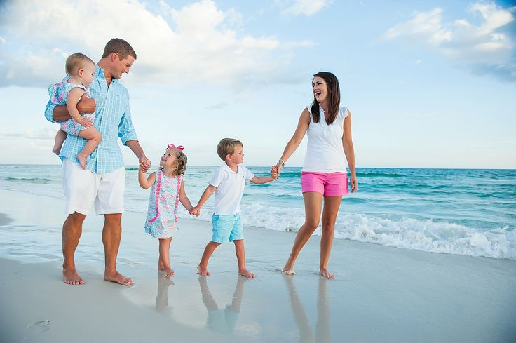 The Sparks Family   Destin Florida & 30A Beach Session