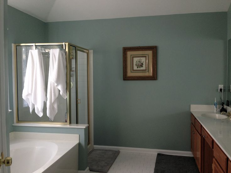 Quietude By Sherwin Williams Paint Pinterest