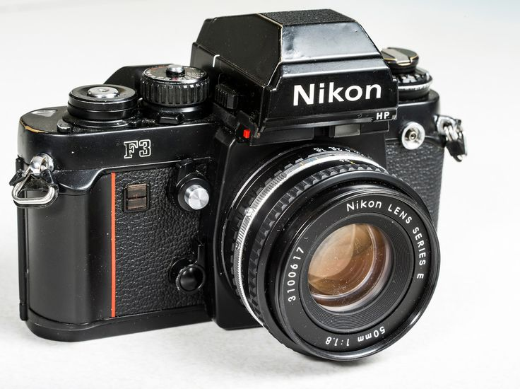 National Camera Day;  June 29. Nikon F3 (1982-1988)