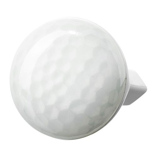 IKEA - PATRULL, Lysplugg med sensor, hvit.