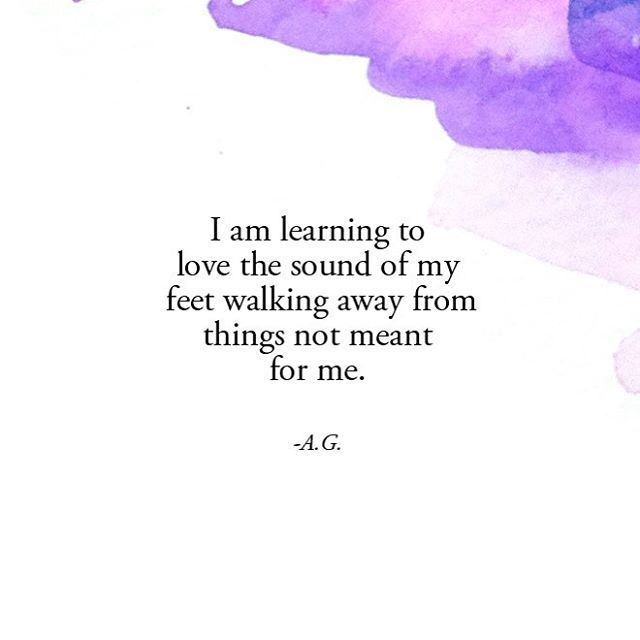 TTC tips: For me there is something deeply comforting about this quote. It speaks of growing up, of awareness, of becoming tired of the dramas that wecreate in ourlives, and about finally saying enough is enough and walking away from them. Have a think about where you create dramatoyour life right now as you TTC.