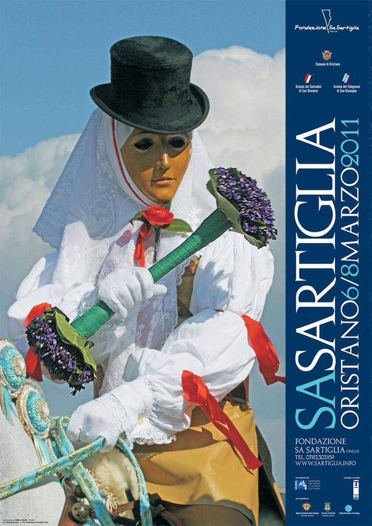 Sa #Sartiglia #Oristano 6/8 marzo 2011