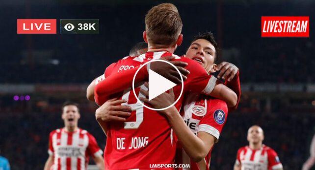 De Graafschap Vs PSV Eindhoven Live Stream Free 10 Nov